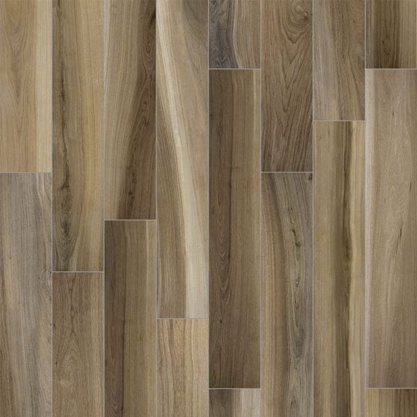 Anatolia Amaya Wood Walnut Porcelain Tile