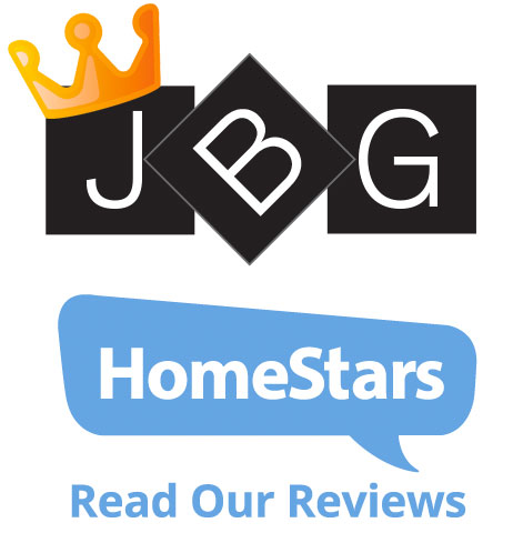 Read Our Reviews JBG Tile Contracting Logo